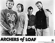 Archers of Loaf Promo Print