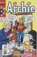 Archie No. 516 Comic Book