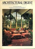 Architectural Digest Jul 1,1974 Magazine