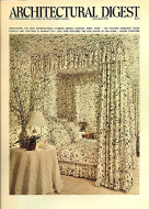 Architectural Digest May 1,1975 Magazine