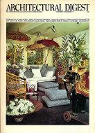 Architectural Digest Nov 1,1975 Magazine