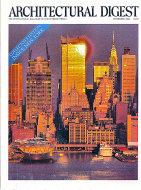 Architectural Digest Nov 1,1988 Magazine