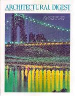 Architectural Digest Nov 1,1990 Magazine