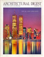 Architectural Digest Nov 1,1992 Magazine