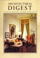Architectural Digest Sep 1,1970 Magazine