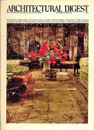 Architectural Digest Sep 1,1975 Magazine