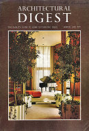 Architectural Digest Vol. 26 No. 3 Magazine
