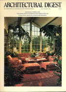 Architectural Digest Vol. 31 No. 1 Magazine