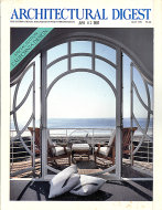 Architectural Digest Vol. 48 No. 5 Magazine