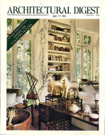 Architectural Digest Vol. 48 No. 6 Magazine