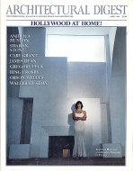Architectural Digest Vol. 53 No. 4 Magazine