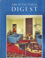 Architectural Digest Vol. XXIII No. 3 Magazine
