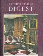 Architectural Digest Vol. XXIV No. 2 Magazine