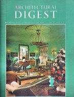 Architectural Digest Vol. XXV No. 3 Magazine
