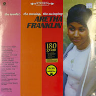 "Aretha Franklin Vinyl 12"" (New)"
