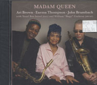 Ari Brown / Earma Thompson / John Brumbach CD