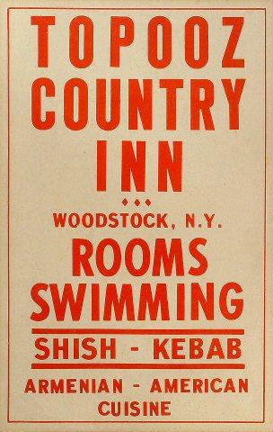 Armeian - American Cuisine Poster