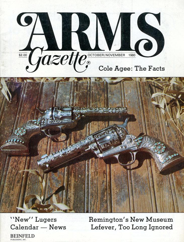 Arms Gazette Vol. 8 No. 1