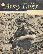 Army Talks Vol. IV No. 4 Magazine