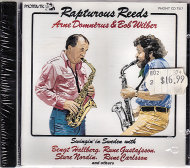 Arne Domnerus & Bob Wilber CD