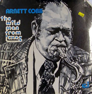 "Arnett Cobb Vinyl 12"" (New)"