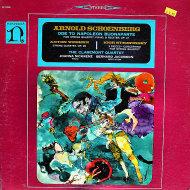 "Arnold Schoenberg / Anton Webern / Igor Stravinsky Vinyl 12"" (Used)"