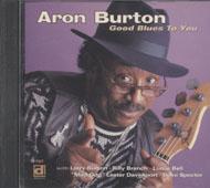 Aron Burton CD