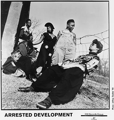 Arrested Development Promo Print