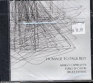 Arrigo Cappelletti CD
