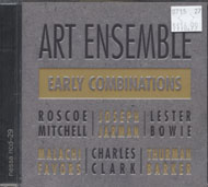 Art Ensemble CD