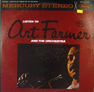 "Art Farmer And The Orchestra Vinyl 12"" (Used)"