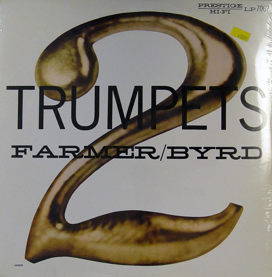 "Art Farmer / Donald Byrd Vinyl 12"" (New)"