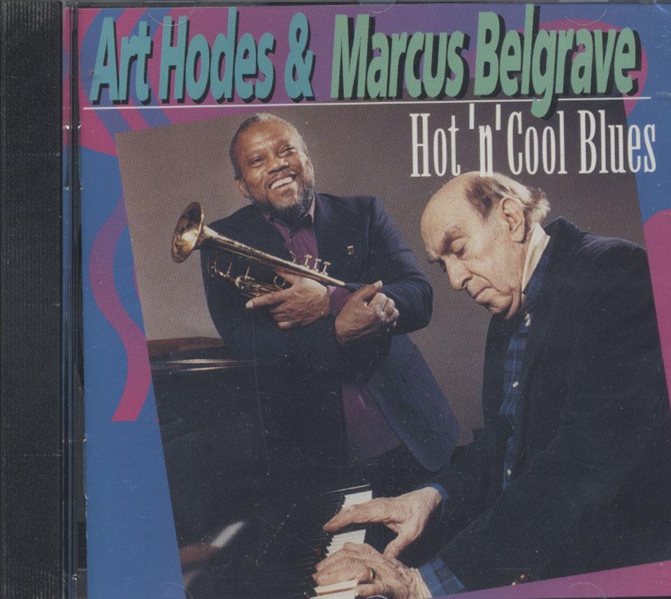 Art Hodes & Marcus Belgrave CD