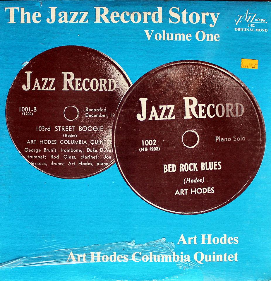 """Art Hodes Vinyl 12"""" (New)"""