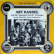 "Art Kassel And His ""Kassels-In-The-Air"" Orchestra Vinyl 12"" (New)"