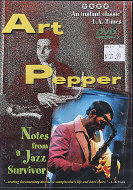 Art Pepper DVD