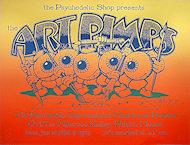 Art Pimps Serigraph