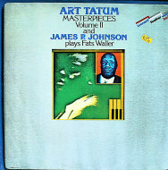 "Art Tatum / James P. Johnson Vinyl 12"" (Used)"