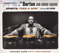 "Art ""Turk"" Burton and Congo Square CD"