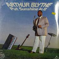 "Arthur Blythe Vinyl 12"" (Used)"