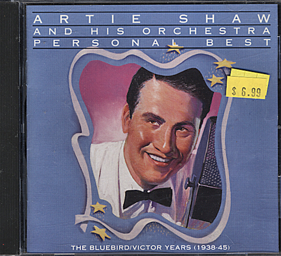Artie Shaw and His Orchestra: Personal Best CD