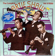"Artie Shaw Vinyl 12"" (New)"