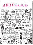ArtPolice Vol. 12 No. 3 Comic Book