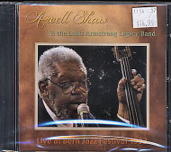 Arvell Shaw & the Louis Armstrong Legacy Band CD