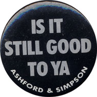 Ashford and Simpson Pin
