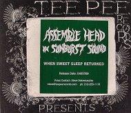 Assemble Head In Sunburst Sound CD