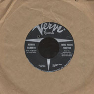 """Astrud Gilberto Vinyl 7"""" (Used)"""