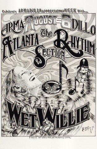 Atlanta Rhythm Section Poster