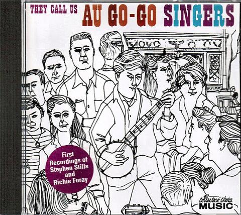 Au Go-Go Singers CD
