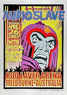 Audioslave Poster
